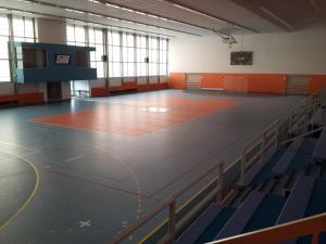 Městská sportovní hala Slávie